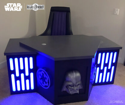 Darth Vader custom star wars furniture