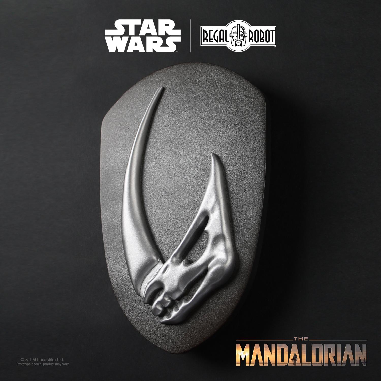 This is The Way Metal Pin Mandalorian MUDHORN