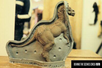 tauntaun maquette statue