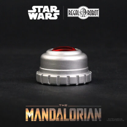 The Mandalorian magnetic charges or detonators from the Disney+ show