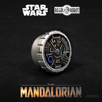 Mando's magnetic bombs from the Mandalorian