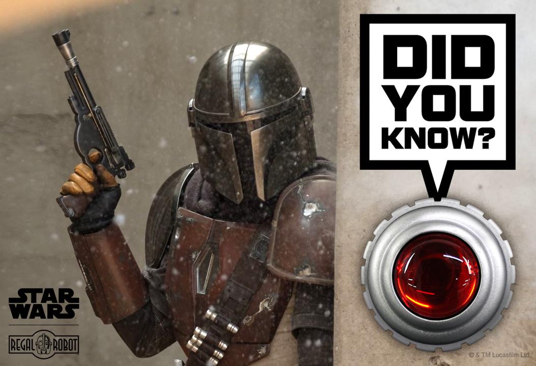 The Mandalorian's detonators are called Grav Charges