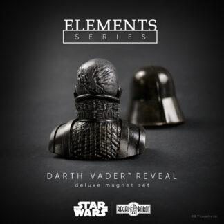 Elements Series Regal Robot Magnets