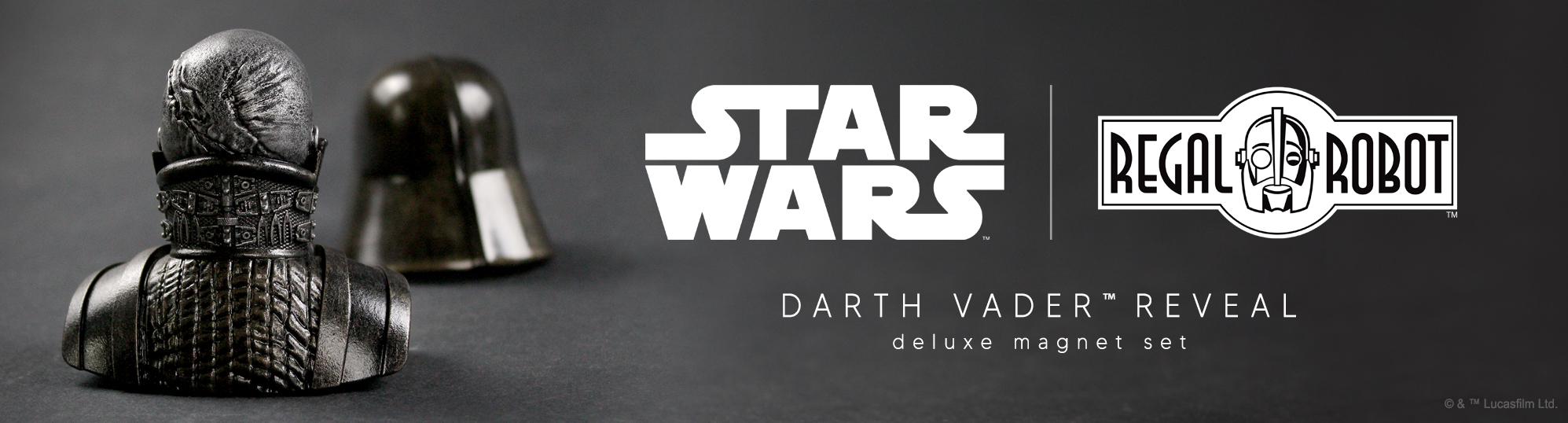 Darth Vader Empire Strikes Back reveal in meditation chamber