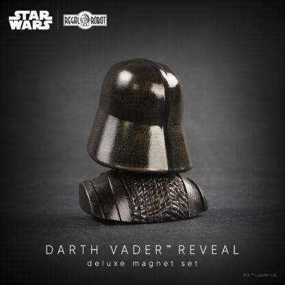 Darth Vader reveal helmet from Empire Strikes Back