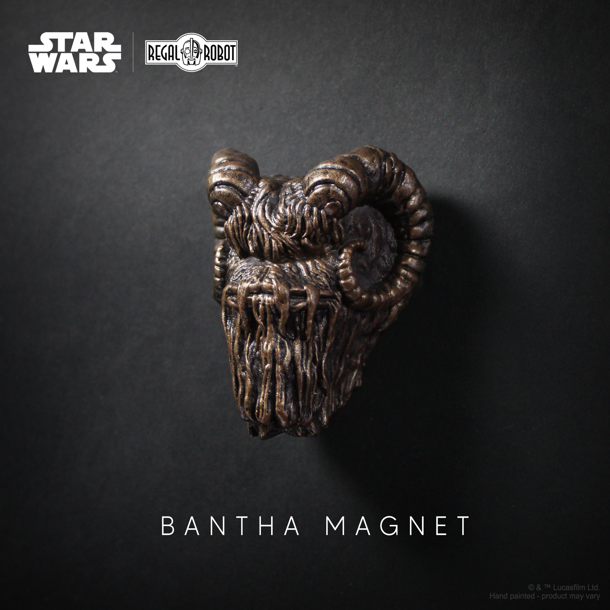 Star Wars Beast Collection magnet series