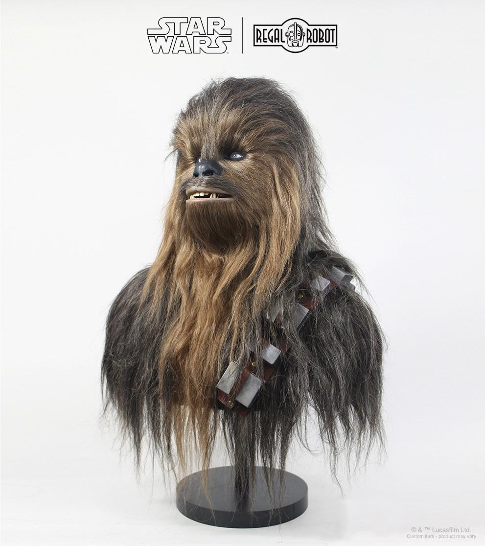 Chewbacca 1:1 Life Size Statue