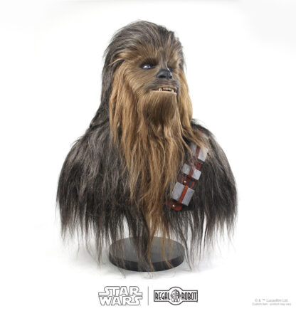 Star Wars lifesize bust statue Chewbacca the Wookiee