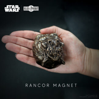 Resin Official Star Wars magnets from Regal Robot