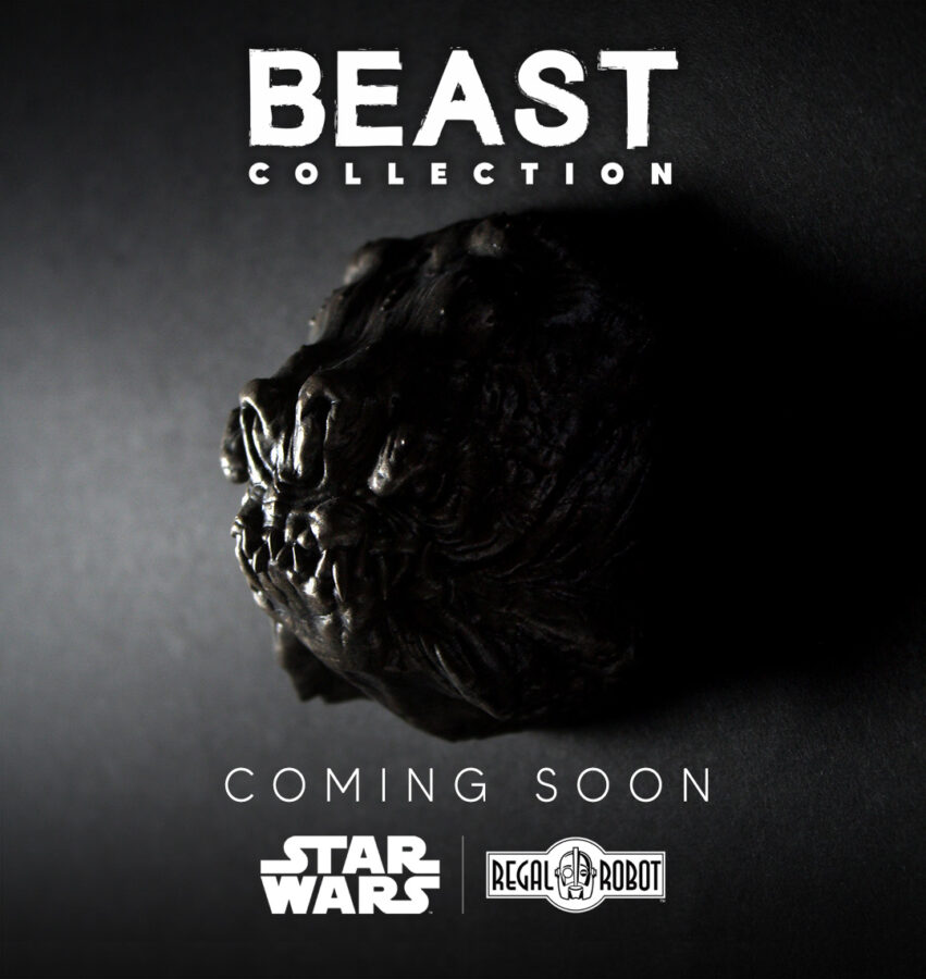 rancor monster from Return of the Jedi