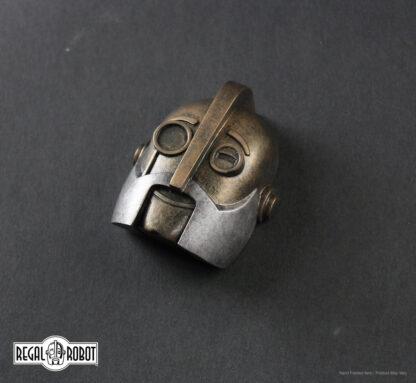 regal robot magnet of logo