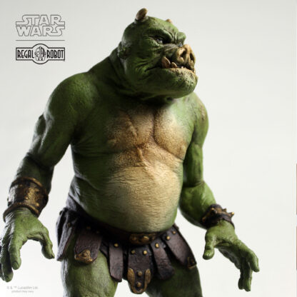 original mold gamorrean sculpture