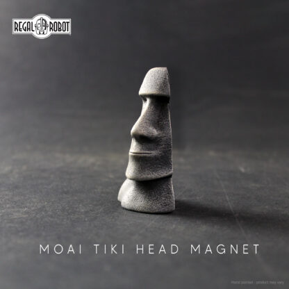 Regal Robot tiki magnet from their collectible elements series