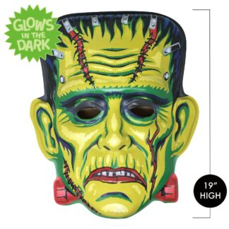 Radioactive Boris Karloff Horror Movie Home Decor 1960's 1970's