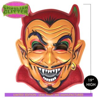 vacform quality halloween retro satan decorations retroagogo classic ghoulsville