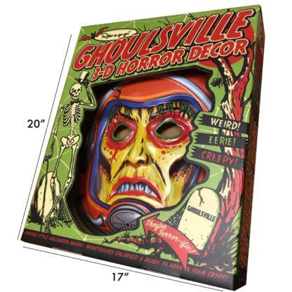retro alien astronaut classic decorations ghoulsville retroagogo vacform halloween art