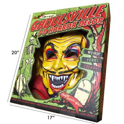 carnival spooky vintage halloween retro satan decorations retroagogo classic ghoulsville