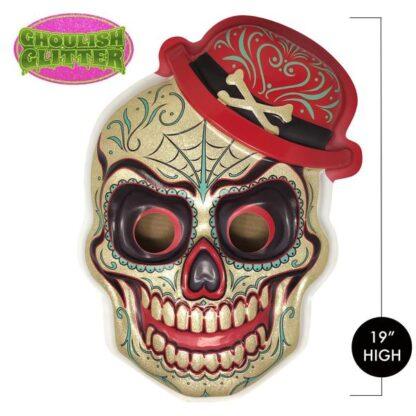 skeleton halloween art scary weird