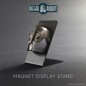display stand for Regal Robot star wars magnets