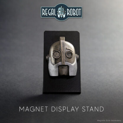 Regal robot magnet displays
