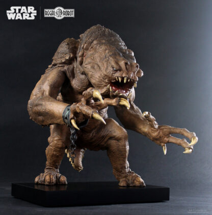 1:1 Statue of The Rancor from Jabba the Hutt's Palace on Tatooine