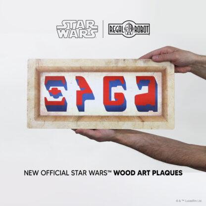 Star Wars decor by Regal Robot