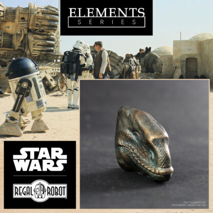 star wars dewback magnet from Regal Robot