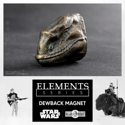 dewback beast from Star Wars A New Hope