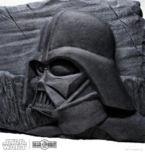 Darth Vader Rogue One sculpture