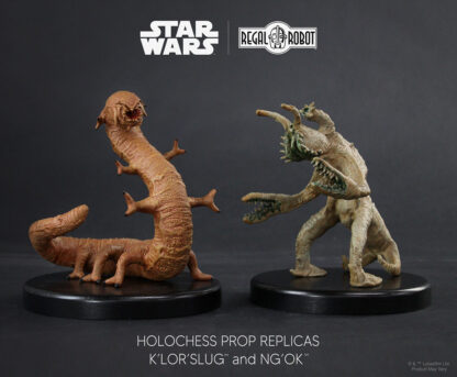 Star Wars holochess prop replica collectibles
