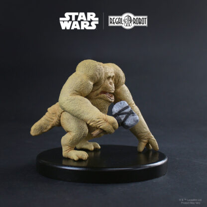 star wars dejarik figures, chess monsters from A New Hope