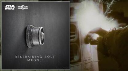 Jawa welds on R2-D2's restraining bolt
