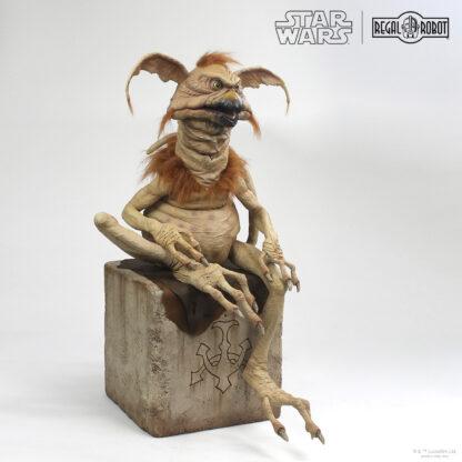Regal Robot Star Wars statue Salacious Crumb