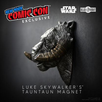 collectible tauntaun magnet by Regal Robot
